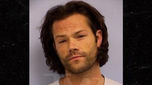 'Supernatural' Star Jared Padalecki Arrested at His Go-To Austin Club