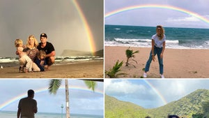 Celebs At The End Of The Rainbow -- Happy St. Patrick's Day!