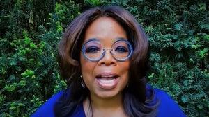 Oprah Shares Inspirational Words for 2020 Graduates