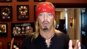 Bret Michaels Will Play 'Socially Distant' Concerts If They Are Safe