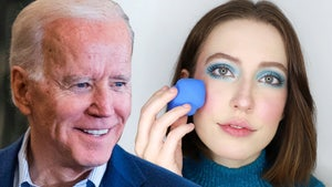 'BIDEN Beauty' Brand Booming, Raising Big Bucks for Joe's Campaign