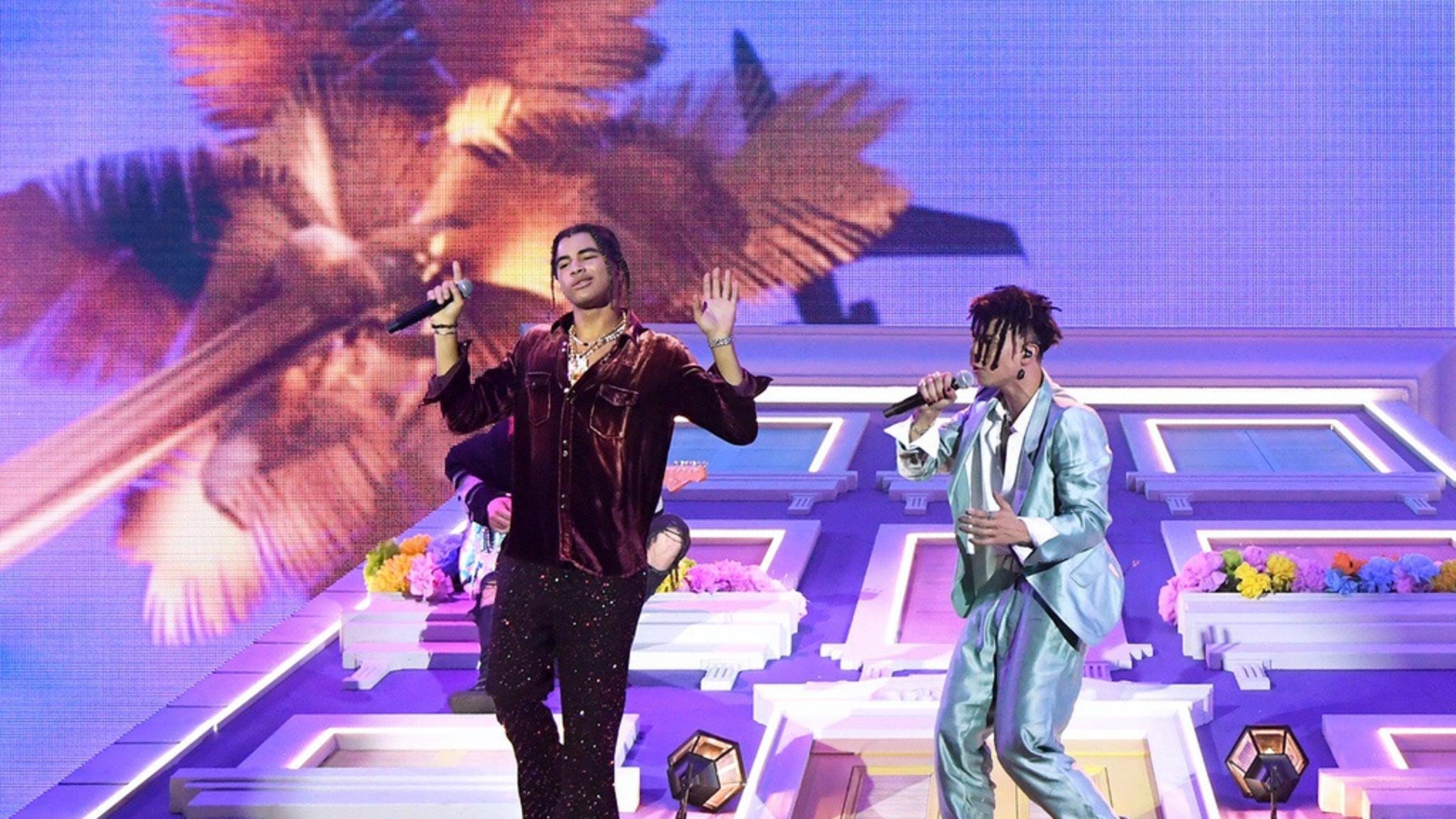 Inside The 2020 American Music Awards