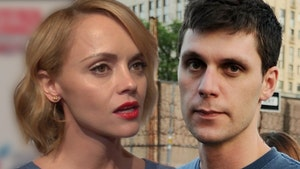 Christina Ricci's Husband Wants Restraining Order Against Her, She Says She Has Audio Proof