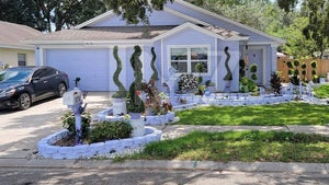 'Edward Scissorhands' Film House Turned Into Museum by Superfan Owners