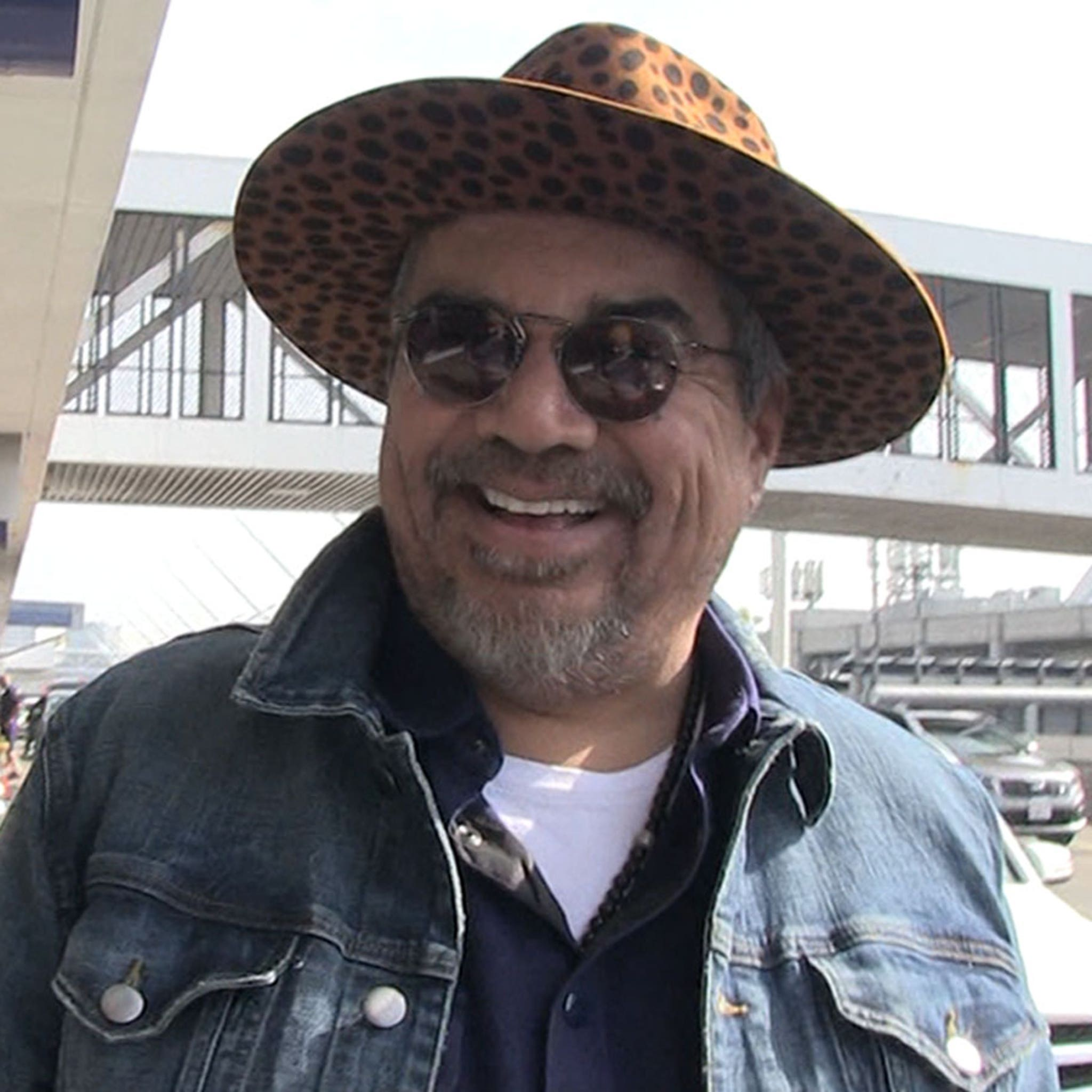 George Lopez Praises Lakers, 'They're As Good as LeBron's Wig!'
