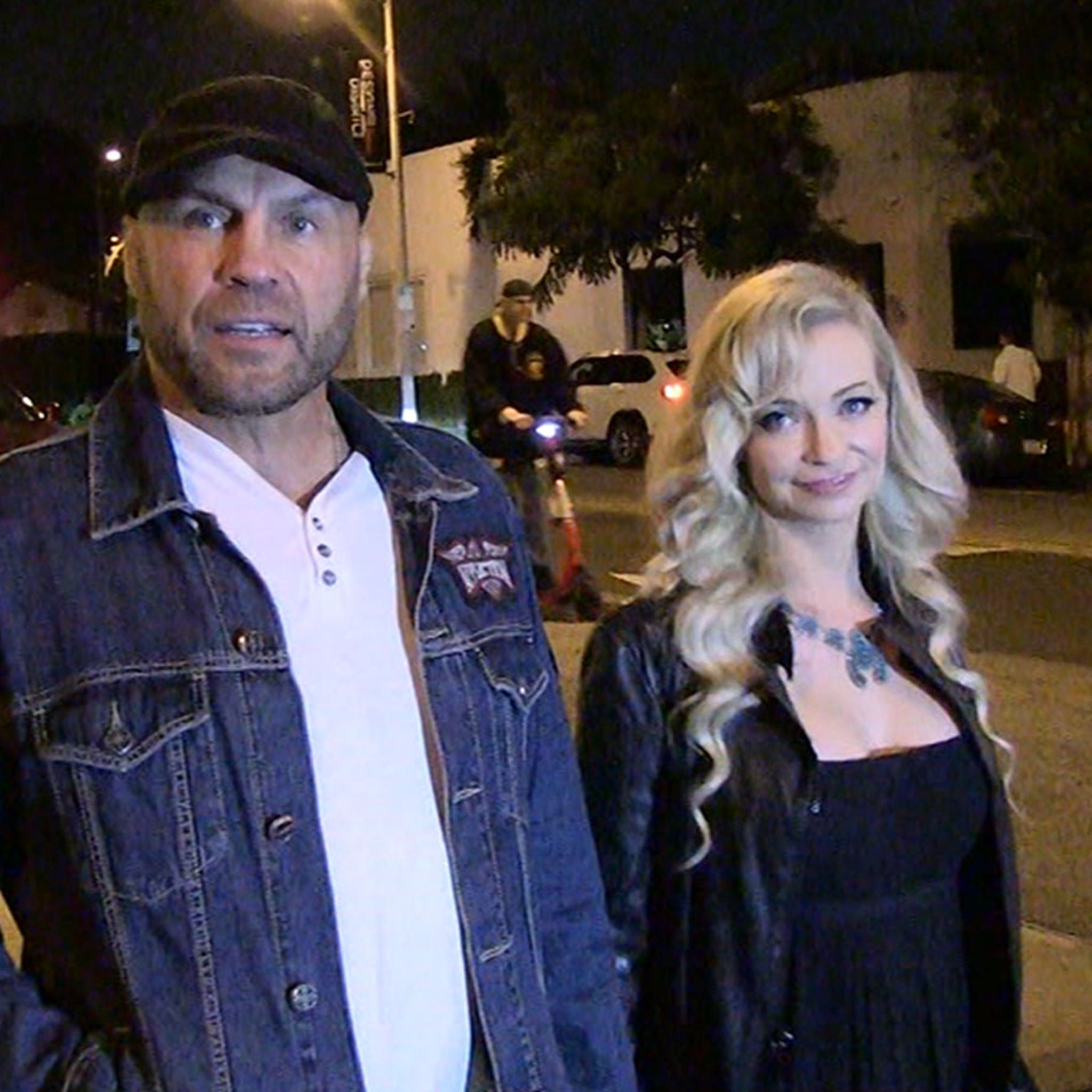 Randy Couture Returns to Hollywood After Heart Attack, 'I Feel Amazing!'