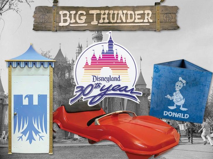 Disneyland Memorabilia Auction