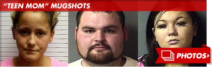 """Teen Mom"" Mug Shots"