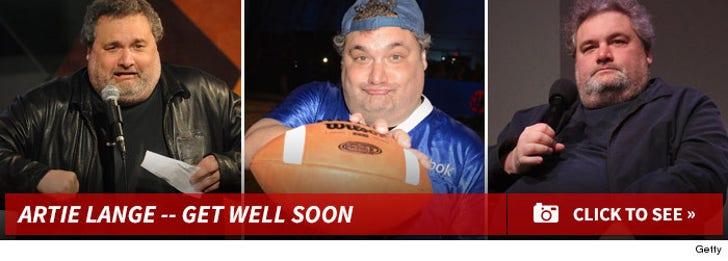 Artie Lange -- Get Well Soon