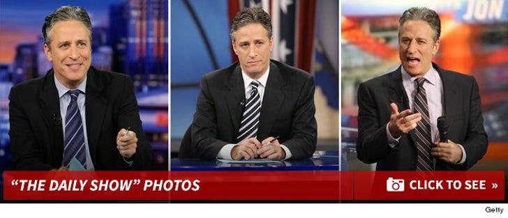 Jon Stewart On 'The Daily Show'