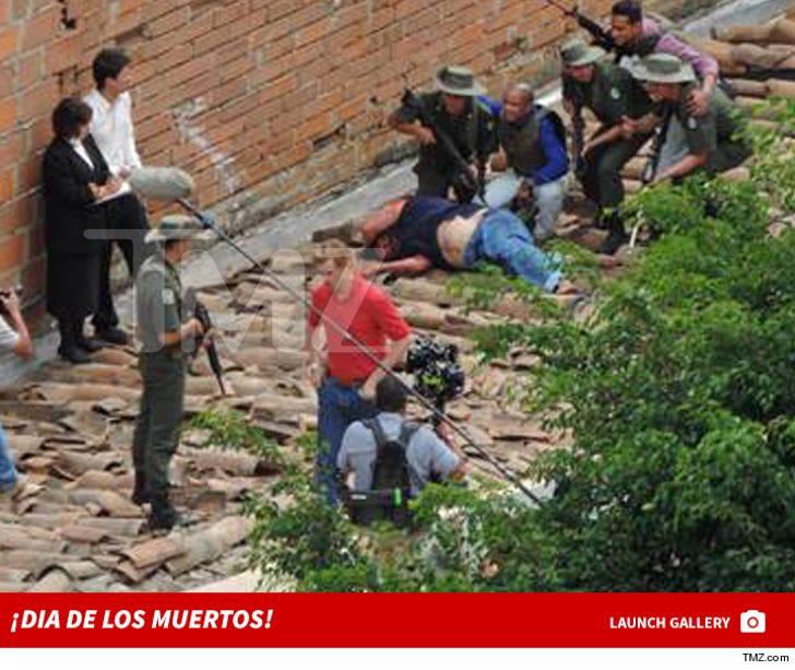 """""""Narcos"""" Season Two Spoiler -- Dia De Los Muertos!"""