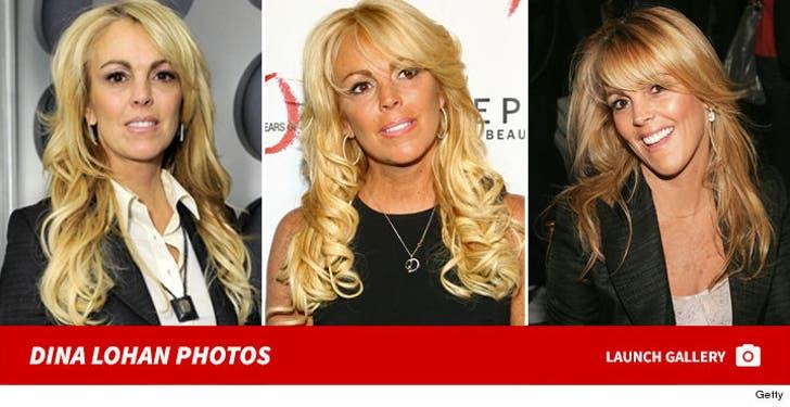 Dina Lohan Photos