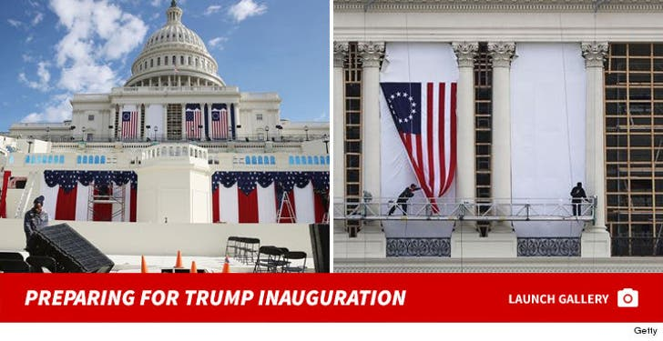 D.C. Preparing for Trump Inauguration