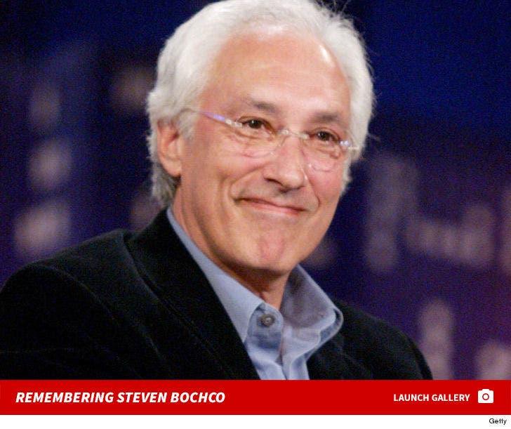 Remembering Steven Bochco