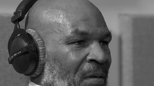 Mike Tyson Fights Back Tears, I Fear The Monster I Used to Be
