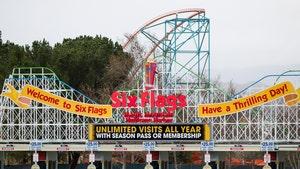 Six Flags Charging Season Pass Holders During Coronavirus Pandemic