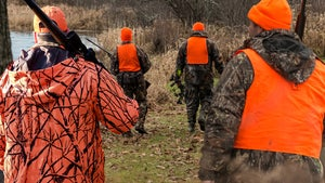 Hunting Increases in U.S. Amid Meat Shortage Fears and More Free Time