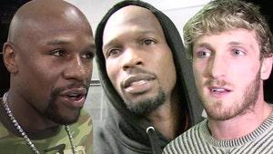 NFL's Chad Ochocinco Agrees to Fight on Floyd Mayweather vs. Logan Paul Undercard