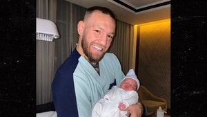Conor McGregor's Fiancee Gives Birth to Baby #3, Meet Rian!