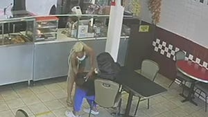 14-Year-Old Flees After Handing Newborn to NJ Restaurant Customer