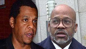 Damon Dash Can't Sell Jay-Z Album as NFT, Roc-A-Fella Gets Legal Win