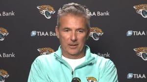 Urban Meyer Shoots Down USC Rumors, 'No Chance' I Leave Jaguars