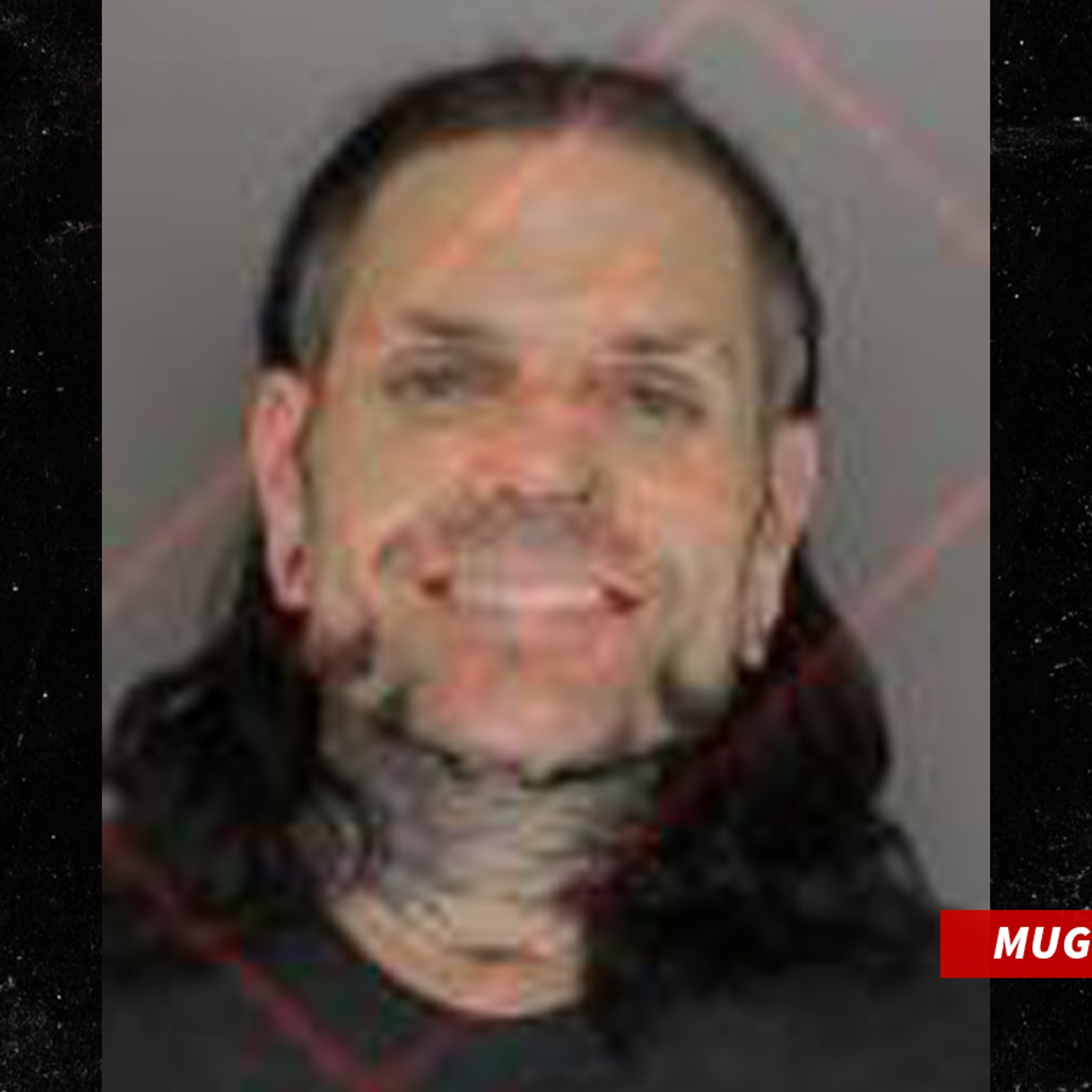 WWE's Jeff Hardy Had Bloody Nose During DWI Arrest From 'Fight with Wife'