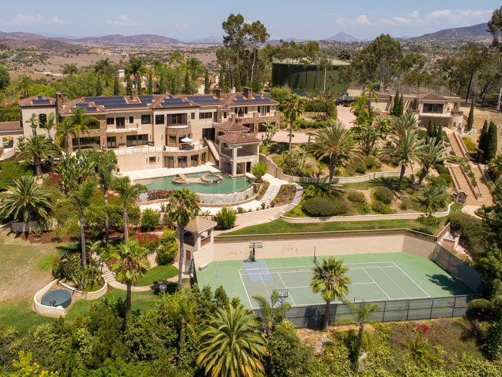 Mike Love's Rancho Santa Fe Home -- For $ALE!