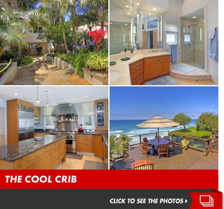 Shaun White Drops $3.85 Million on Beachin' Home
