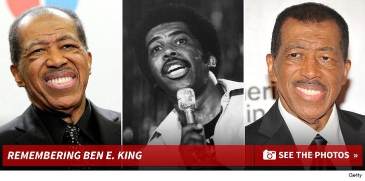 Remembering Ben E. King