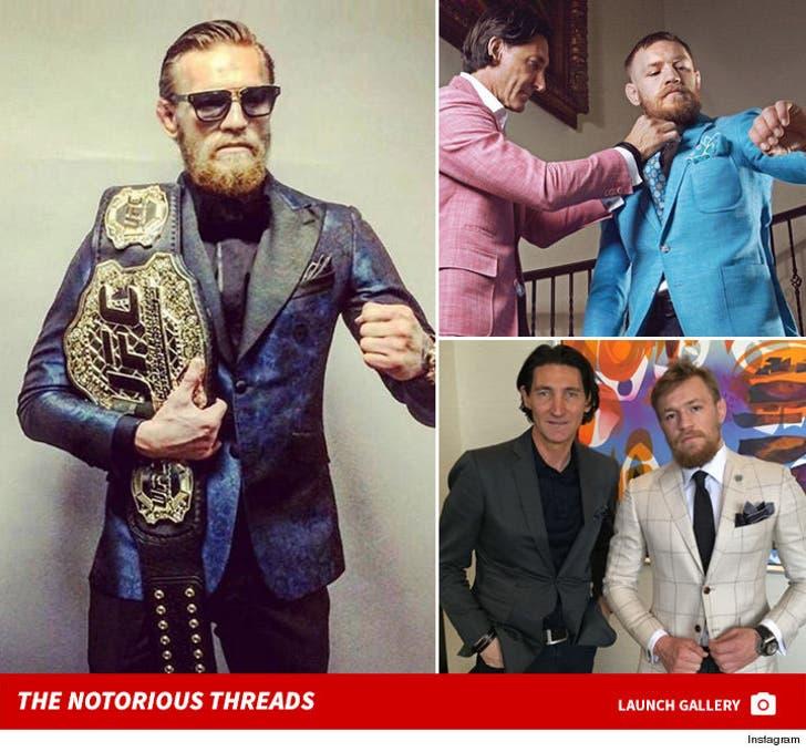 Conor McGregor's Notorius Threads