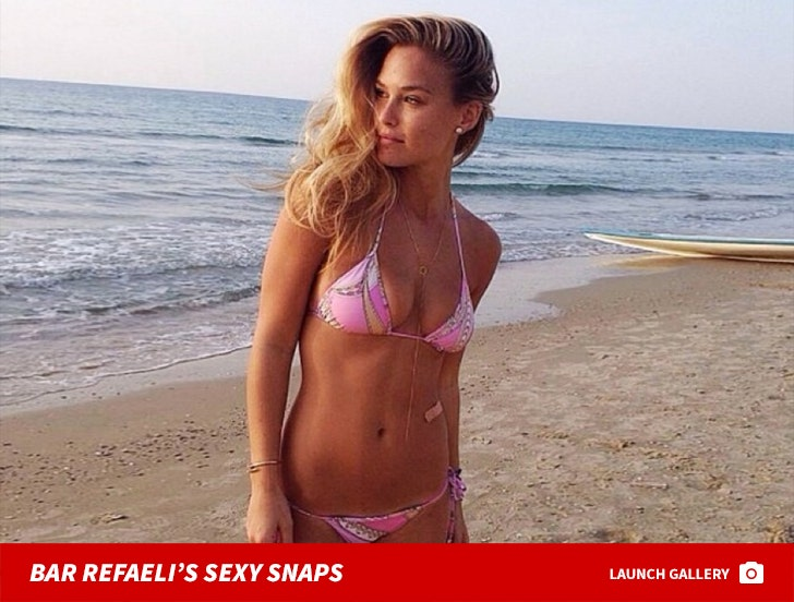 Bar Refaeli's Sexy Instagram Photos