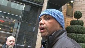 Charles Barkley -- I HATE REALITY TV ... But I Loooove 'Scandal'