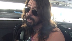Dave Grohl Holds Firm on Policy to Require ID at Foo Fighters Concerts