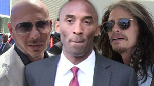 Pitbull Canceled on Steven Tyler Event Due to Kobe Bryant Tragedy