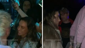 Machine Gun Kelly and IG Model Sommer Ray Appear to Hook Up at Concert