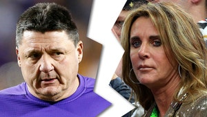 Ed Orgeron Files For Divorce From Wife Weeks After Winning LSU Championship