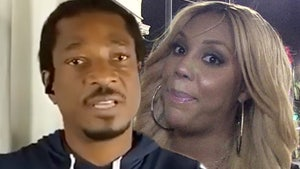 Tamar Braxton's Ex-BF Claims She Punched Him, Threatened to Kill Him