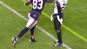 Bears' Javon Wims Suspended 2 Games For Unloading Haymakers On Saints Player