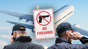 Airlines Ban Checked Firearms on Flights to D.C. During Inauguration Week