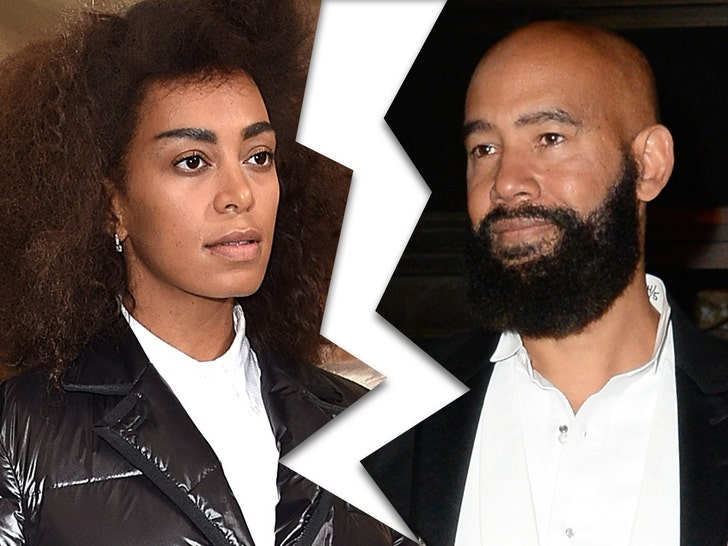 Solange Knowles Separates From Husband Alan Ferguson