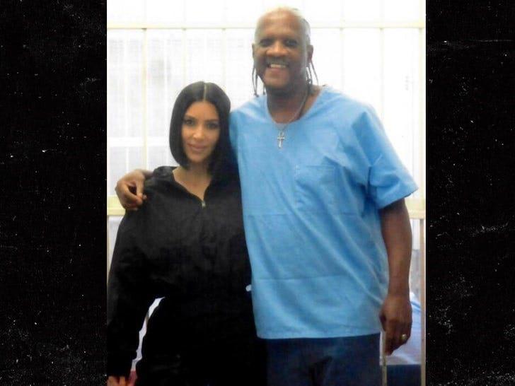 Kim Kardashian's Work in Prison Reform