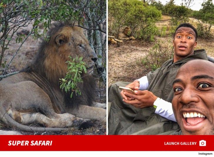 Demarcus Ware & Demaryius Thomas' South African Safari