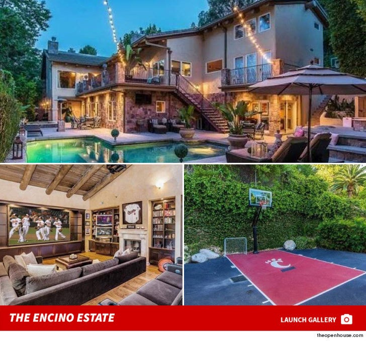 Nick and Vanessa Lachey -- Home Sells in 37 Days!!!