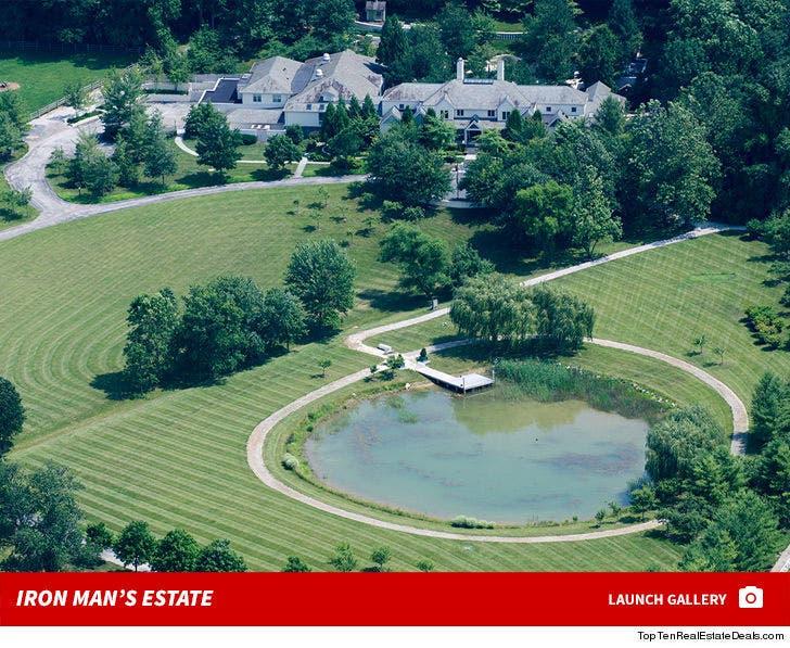 Cal Ripken's House -- For Sale!