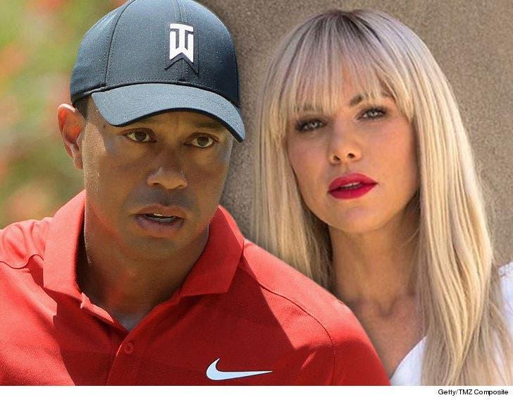 Tiger Woods' Ex-GF Threatened Over NDA