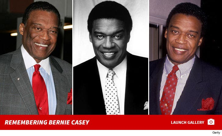 Remembering Bernie Casey