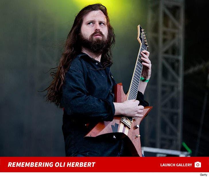 Remembering Oli Herbert