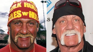 Hulk Hogan: Good Genes Or Good Docs?