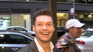 Ryan Seacrest Seems Interested in Hosting 'American Idol' on ABC (VIDEO)